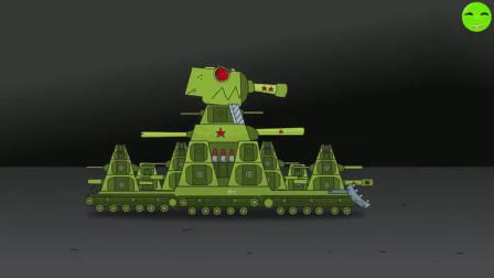坦克世界:巨型坦克给小坦克们上了一堂非同寻常的课