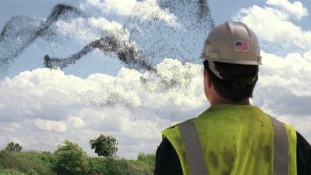 天上出现古怪鸟群,男子目睹后放出末日预言,却没人相信他!《存身》