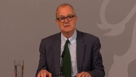 英政府首席科学顾问:如不加强防疫,英国可能每天新增5万病例
