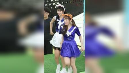 时代广场球迷签名会-OH MY GIRL +女团舞蹈表演