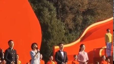 央视心连心艺术团古田会议纪念90周年庆典!董卿,康辉,李思思,尼格买提。