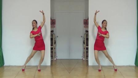 青春32步健身舞《我要做你的新娘》时尚旋律 步伐青春时尚 看不够