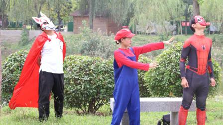 马里奥真人版:蜘蛛侠心事重重,还把自己能量赠予马里奥,啥情况