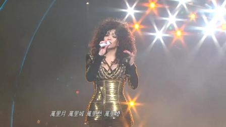 张惠妹演唱黄妃的《追追追》, 真是霸气侧漏