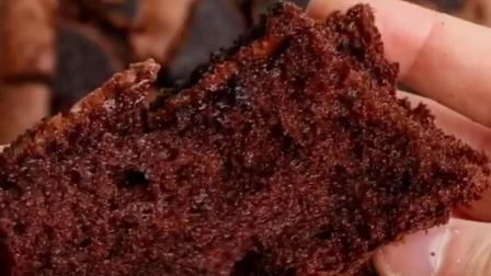 简单易做甜品,布朗尼蛋糕 #蛋糕