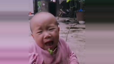 你孙子又哭啦 原来是做的噩梦啊 搞笑配音三哥解说