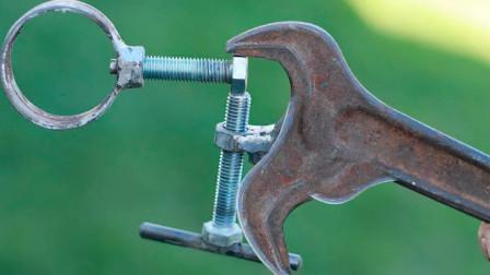新奇的机械工具发明,这是一个很棒的主意!