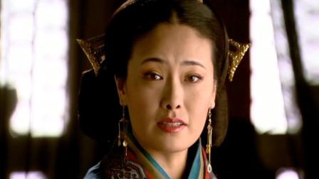 刘邦回宫后第一件事就来找吕雉,质问她为何韩信,这女人太狠