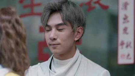 我在香港遇见他:清风道骨英俊帅气的冯建宇