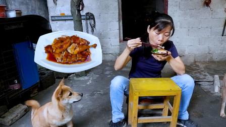 吃了30年鸡肉,终于学到最好吃的做法,咸香入味,用料简单味道足