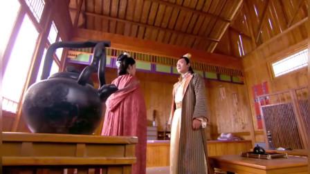 唐朝浪漫英雄:黑火母体现身,女术士为了防止生灵涂炭,果断祭血