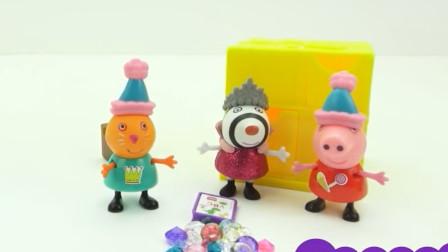 儿童动画雪花彩泥粘土DIY手工制作玩具视频大全 小猪佩奇和朋友