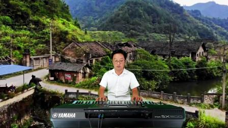 《想着你亲爱的》DJ版电子琴音乐