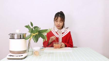 2分钟学做正宗蜂蜜柚子茶,比外面买的更香甜,想喝多少喝多少