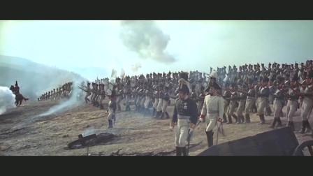 战争与和平:经典的还原了拿破仑入侵俄国的场景