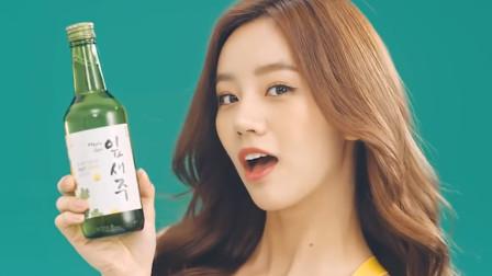"""韩国烧酒太狠了!为啥专挑""""顶级艺人""""来代言?网友:终于懂了!"""