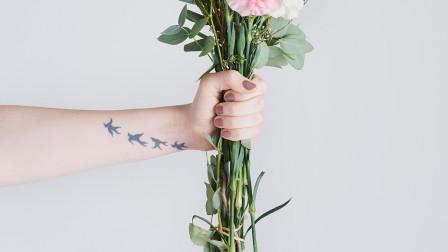 花艺学习培训,鲜花花束包装,花艺师自学教程,开花店技术教学