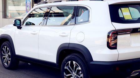 再等2天, 哈弗SUV新车将上市,全新外观+内饰,预售12.5万起