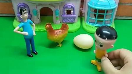 益智亲子宝宝幼教:一个深奥的问题,世界上先有鸡还是先有蛋