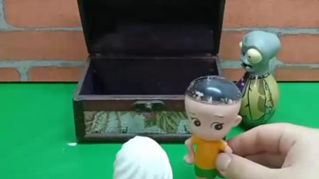 益智亲子宝宝幼教:一个神奇的箱子