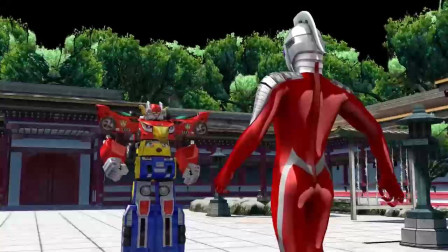 奥特曼:奥特曼对机器人