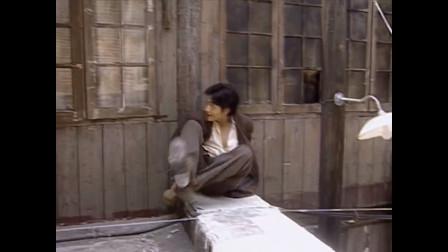 像雾像雨又像风:阿坤在紫仪房间睡着,怕被师傅发现跳窗户逃跑