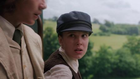 电影《福尔摩斯小姐》正在热映 福尔摩斯家族新成员来了