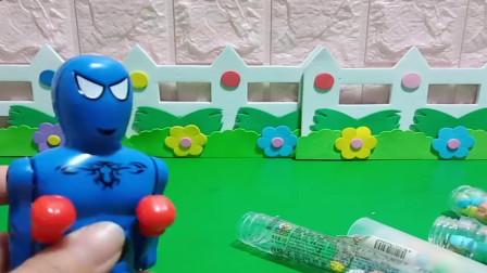 少儿玩具:大家的糖果不见了,谁拿走了呢