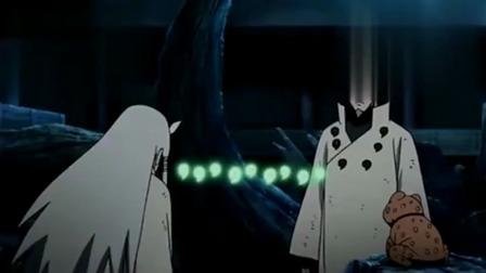 火影忍者:尾兽的诞生,原来尾兽小时候这么萌