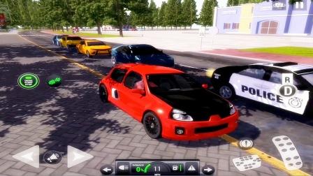 【永哥玩游戏】汽车城市模拟驾驶停靠 汽车城市驾驶停靠技巧