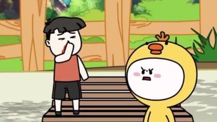 小萌鸭:你还在用错误的方法止鼻血吗?