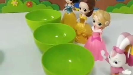 益智亲子宝宝幼教:你们喜欢吃什么