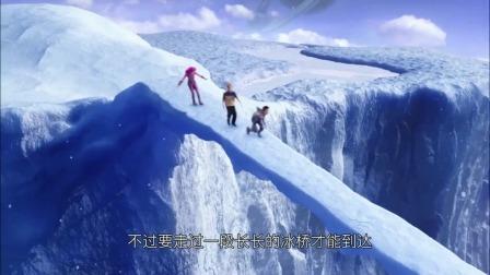 电影:小男孩被鲨鱼养大,遇到危险时,还能召唤鲨鱼军团