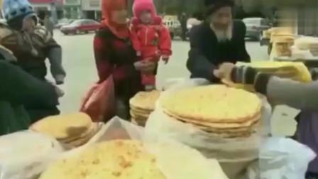 舌尖上的中国:新疆维吾尔族的特殊美食,只有在这里才能吃到!