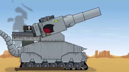 坦克大战:小坦克被推进火山里了