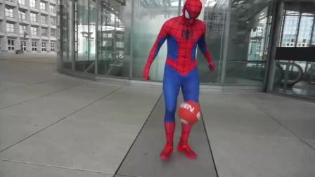蜘蛛侠:爱玩篮球的蜘蛛侠
