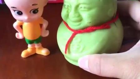 益智亲子宝宝幼教:传说中的人参娃娃