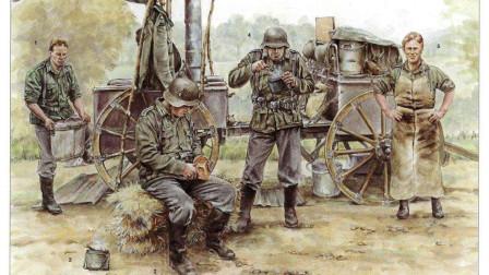 德军维京师有多恐怖?不,弹尽后用牙齿和拳脚扛苏军