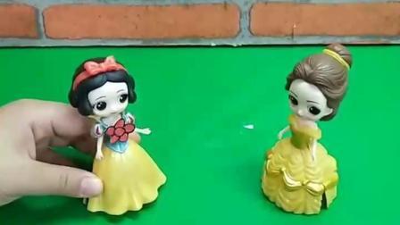 益智亲子宝宝幼教:你们愿意送贝儿一朵小红花吗