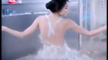 张梓琳力士清盈悦爽沐浴乳广告粤语版