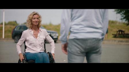 《真爱百分百》亚历山德拉·拉米被弗朗克·迪博斯克感情不说还她腿不能站起来