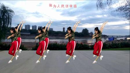 国庆中秋到,为祖国歌舞一支《东方红》祝福我们的祖国