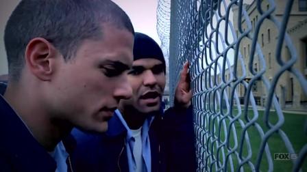 越狱:监狱新人带着使命入狱,为了见亲哥哥,铤而走险