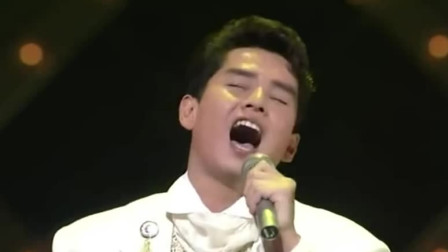 华语男歌手第一位登上日本红白歌会,一首《爱念》,完全被征服了