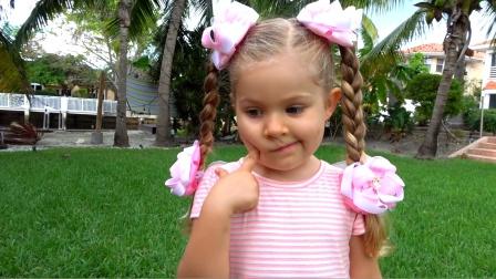 萌娃小可爱想买一座玩具小房子,可是小家伙没有钱咋办呢?