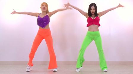有氧健身舞蹈 第二季 韩国小姐姐教你怎么塑身训练