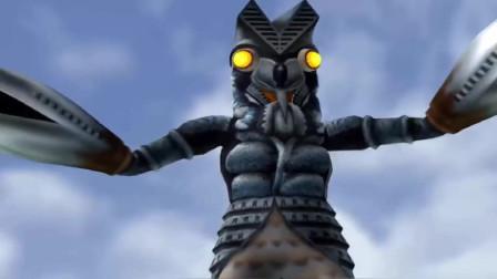 奥特曼:怪兽格斗