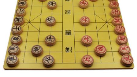 顺炮专辑(1)顺炮为什么开局不能炮打中卒? 好多人下棋多年也不明白这个道理