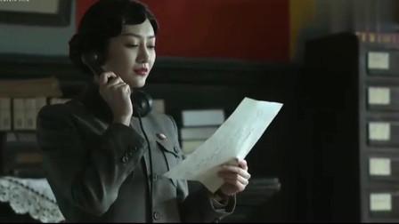 伪装者:死间计划完美执行,汪曼春却当了替罪羊,当众被抓捕入狱