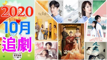 2020年10月上线的电视剧,哪一部让你最期待?【十月电视剧】